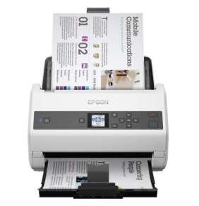 Epson WorkForce DS-870, A4, 600 dpi, USB