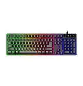 GENIUS GX GAMING Scorpion K8/ Herní drátová klávesnice/ podsvícená/ USB/ černá/ CZ+SK layout