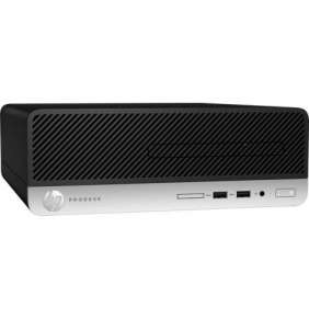 HP ProDesk 400G5 SFF i3-8100, 1x8GB, 1TB, Intel HD, usb kláv. a myš, DVDRW, 180W gold, 2xDP+VGA, Win10Pro