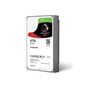 SEAGATE HDD IRONWOLF (NAS) 6TB SATAIII/600, 5400rpm