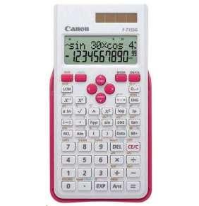 Canon kalkulačka vědecká F-715SG WHITE & MAGENTA