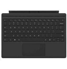Microsoft Surface Cover Pro (podsvícený) CZ - černý