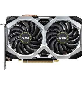 MSI VGA NVIDIA GeForce RTX 2060 VENTUS XS 6G OC, 6GB, GDDR6
