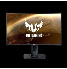 "ASUS MT 27"" VG27WQ 2560x1440  TUF Gaming  Curved Gaming 165Hz Extreme Low Motion Blur™ Adaptive-sync FreeSync™,1ms REPRO"