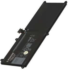 2-POWER Baterie 7,6V 4375mAh pro Dell Latitude 5175, Dell Latitude 5179