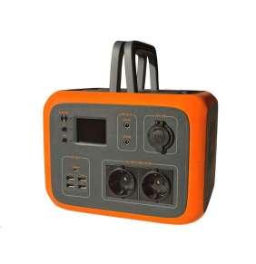 Viking bateriový generátor AC600, 600W, oranžová