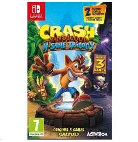 SWITCH Crash Bandicoot N.Sane Trilogy