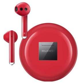 Huawei Freebuds 3 Cerveny