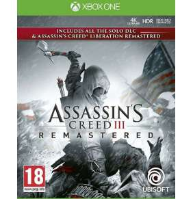 XONE - Assassins Creed 3 + Liberation Remastered