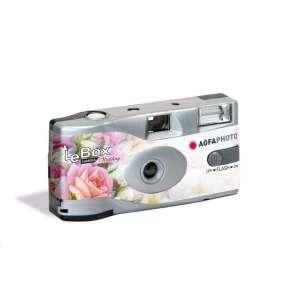 Agfaphoto LeBox Wedding Flash 400/27 - jednorázový analogový fotoaparát