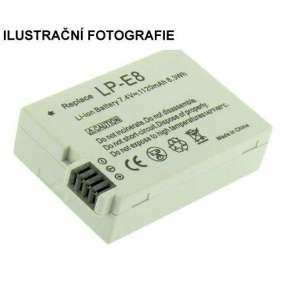 AVACOM baterie Canon LP-E8 Li-Ion 7.2V 1120mAh