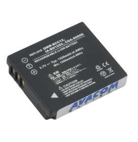 AVACOM baterie Panasonic CGA-S005, Samsung IA-BH125C, Ricoh DB-60, Fujifilm NP-70 Li-Ion 3.7V 1320mA