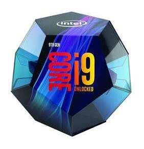 Intel® Core™i9-9900 processor, 3,1GHz,16MB,LGA1151,UHD Graphics 630, BOX, bez chladiča