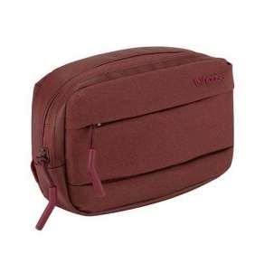 InCase taška City Accessory Pouch - Deep Red