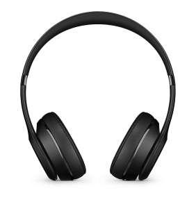 Beats Solo3 Wireless On-Ear Headphones - Black slúchadlá