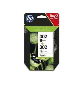 HP 302 cartridge - CMYK