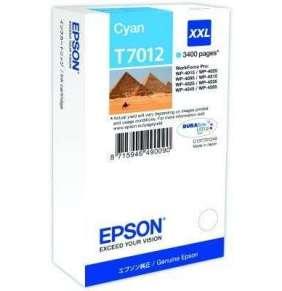 WP4000/4500 Series Ink Cartridge XXL Cyan 3.4k