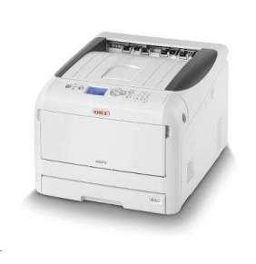 OKI C824n/ A3/ color/ 26/14ppm/ ProQ2400/ USB/ LAN/ Bílá