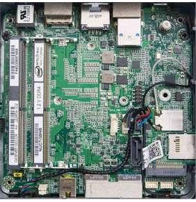 INTEL NUC board  Baby Canyon 7i3BNB i3/USB3/HDMI/WIFI/M.2
