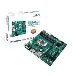 ASUS MB Sc LGA1151 PRIME B360M-C/CSM (SW + PUR RMA), Intel B360, 4xDDR4, VGA, mATX