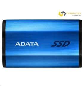ADATA SE800 1TB SSD / Externí / USB 3.2 Type-C / modrý