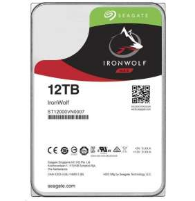 Seagate IronWolf Pro NAS HDD 12TB + Rescue 7200RPM 256MB SATA 6Gbit/s