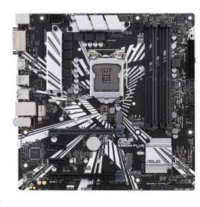 ASUS PRIME Z390M-PLUS Intel Socket 1151/Z390/4xDDR4/1 x PCIe 3.0/2.0 x16/SATA 6Gb/s*4/mATX