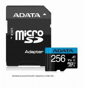 ADATA MicroSDHC 16GB UHS-I 100/25MB/s + adapter