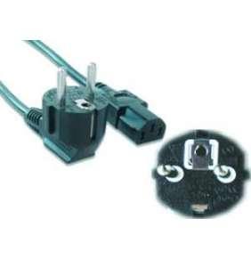 Cablexpert kábel POWER SUPPLY 230V 5M VDE SCHUKO FR/IEC