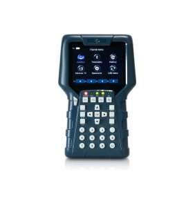 Měřící přístroj AB CryptoBox MeTrio2 DVB-T2/C2/S2