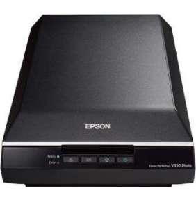 Epson Perfection V550 Photo, skener A4,6400dpi,USB