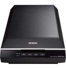 EPSON skener Perfection V550 Photo - A4/6400x9600dpi/USB