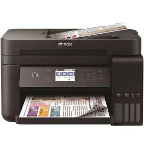 Epson L6170 A4,4800x1200 dpi, 33/20 ppm, Wifi + 2500 listů papíru