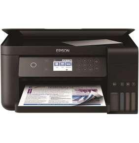 EPSON EcoTank ITS L6160 - A4/33-20ppm/4ink/Wi-Fi//LAN//duplex/CISS