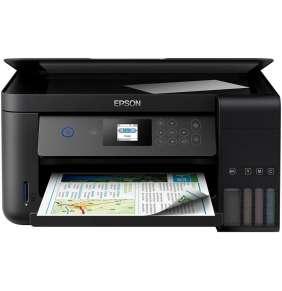 EPSON tiskárna ink EcoTank L4160, 3v1, A4, 33ppm, USB, Wi-Fi (Direct),  LCD, SDreader, 3 roky záruka po registraci