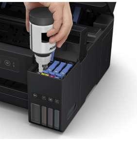 Epson L4150 A4, 5760x1.440 dpi, 33/15 ppm, Wifi + 100x Fotopapír + 500x Office papír