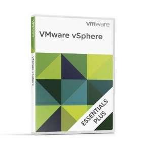 Upgr:: VMM VSPH 6 ess to VSPH 6 ess Plus Kit for 3 hosts (Max 2 CPU per host)