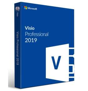 Visio Pro 2019 Eng