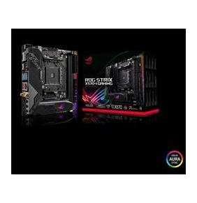 ASUS ROG STRIX X570-I GAMING soc.AM4 X570 DDR4 ITX M.2 RAID WIFI BT HDMI DP
