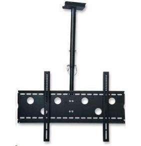 """MANHATTAN Stropní držák TV, natáčecí (0-20°/360°, 32""""-60"""", max. 80kg) POŠKOZEN OBAL"""