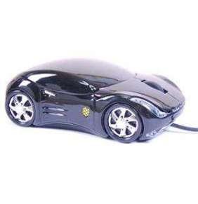 ACUTAKE Extreme Racing Mouse BK1 (BLACK) 1000dpi