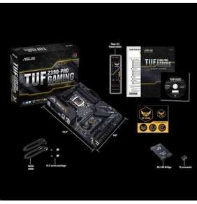 ASUS TUF Z390-PRO GAMING Intel Socket 1151/Z390/4DDR4/2 x PCIe 3.0/2.0 x16/SATA 6Gb/s*6/ATX