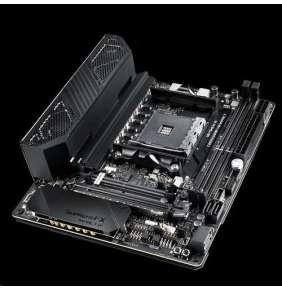ASUS ROG CROSSHAIR VIII IMPACT soc.AM4 X570 DDR4 ATX M.2 RAID Wi-Fi