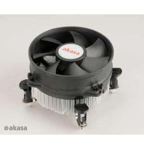 AKASA chladič CPU - Intel 115x - měděné jádro