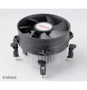 AKASA chladič CPU AK-CCE-7101CP pro Intel 775/1156/1155/1150/1151 ultra tichý