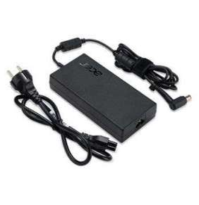 Acer Notebook Adapter 180W-19V 5,5PHY adapter, Black 1.8M EU power cord