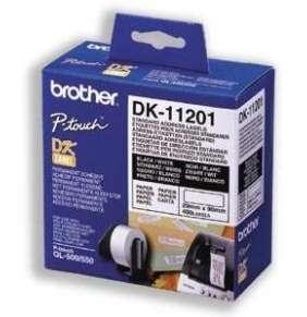 DK-11201 (papírové / standardní adresy - 400 ks)