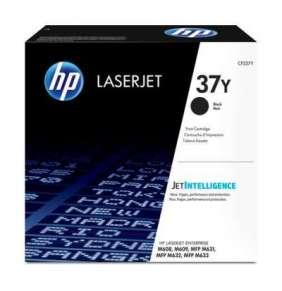HP 37Y Extra High Yield černá LJ Cartridge, CF237Y