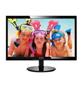 """Philips LCD 246V5LHAB 24""""wide/1920x1080/1ms/10mil:1/HDMI/LED/repro"""
