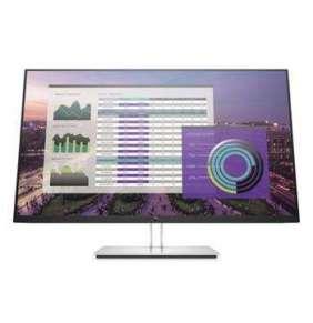 HP EliteDisplay E324q, 31.5 VA, 2560x1440 VA, 3000:1, 7ms, 350cd, HDMI/DP/USB-C, 3y